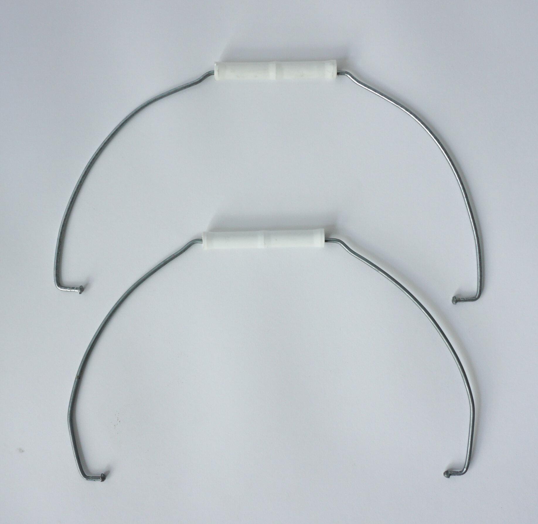 Ручка для пластикового ведра, контейнера (ведра из полипропилена, полиэтилена, контейнера, банки пластмассовой) от 5 до 20 литров